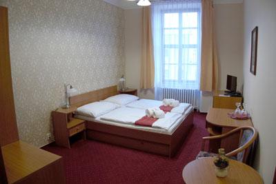 Dvoulůžkový pokoj Standard Plus